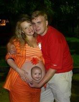 Наша беременность. Во такая  мося!!!