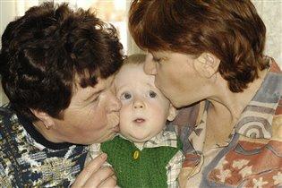Любимый внук