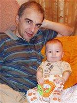 В гостях у деда
