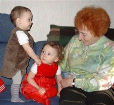 Бабушка - героиня