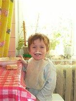 Люблю сметану!