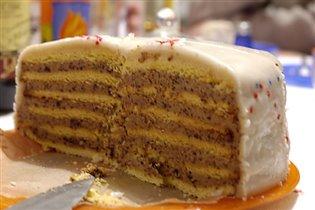 Торт именинный!