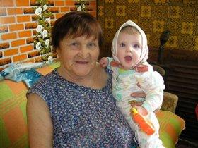 Я и баба Галя