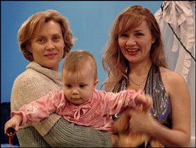 Лера и две бабушки