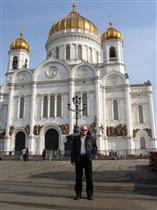 Прогулка по весенней Москве