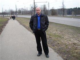 Прогулка по весенней Москве 5