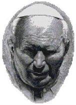 Pope ( in black-white)