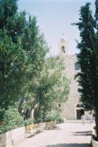 Церковь с фресками (до пожара)