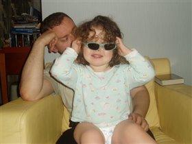 мартышка и очки :)
