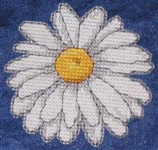Ромашка из буклета 50 Blossoms