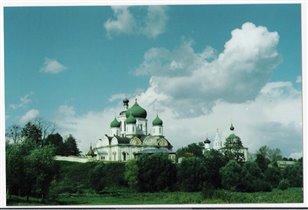 Церковь во Владимире.