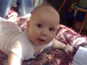 Мой сынок!