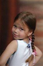 Наша доченька, 4 года