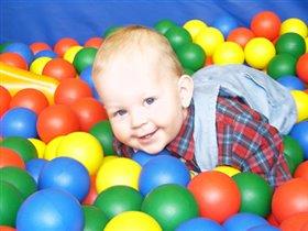 Мама! Сколько шариков!