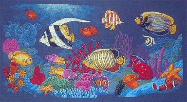 Магия морских глубин.