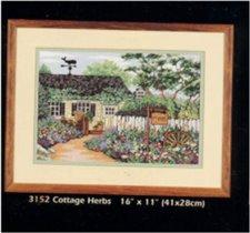 3152 cottage herbs