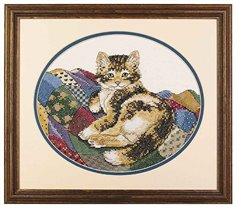 3163 patchwork puss