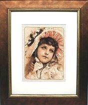 Девочка Викторианской Эпохи