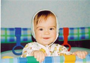 Счастье - это когда твой малыш улыбается!!!