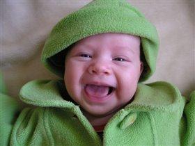 Первые улыбки