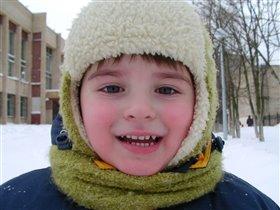 Я мороза не боюсь!!! Я вам хитро улыбнусь!!!