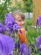 весна, цветы, улыбки