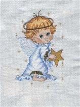 ангелочек для крестной дочки