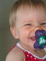 Ничто не помешает счастливой улыбке :-)