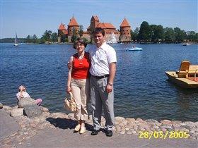 Родители Ксении и Арсения