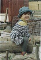 Егорка на даче (3 года)