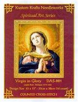 #DAS-001  Virgin in Glory