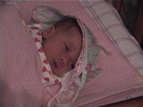 Моя новорожденная доча