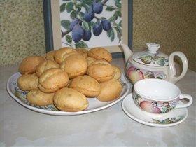 пирожные-профитроли (эклеры)