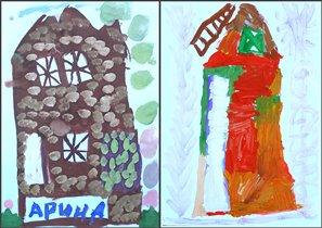 Что нам стоит дом построить - нарисуем, будем жить!
