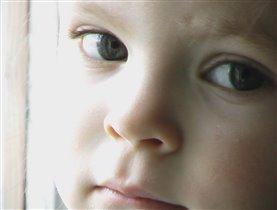 'Эти глаза напротив...'