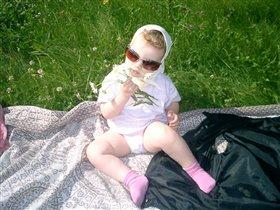 Лето 2005 в Барыбино.