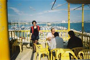 Ресторан 'Галилео' в Старом Акко