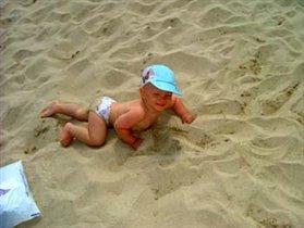 Песок-моя стихия