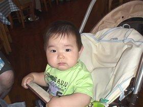 Алан в 8 месяцев