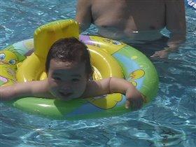 Алан учится 'плыть по жизни'