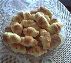 Рогалики с сыром