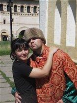 князь земли русской Борис и армянская жена его Мария!
