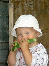 Вкусный арбуз