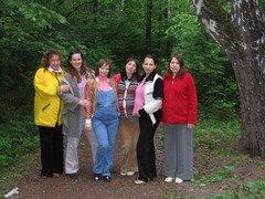 дружная компашка санаторий сокольники мая2005