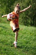 В футбол играют настоящие девчонки!