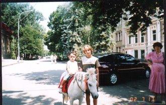 В Ставрополе с дядей Данилой