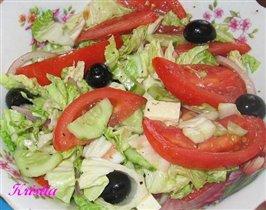 Крестьянский салат от Luna07