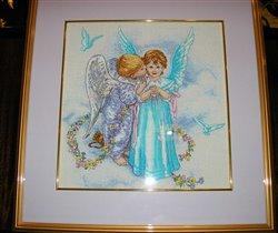Ангельский поцелуй
