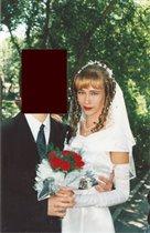 Свадьба с первым мужем