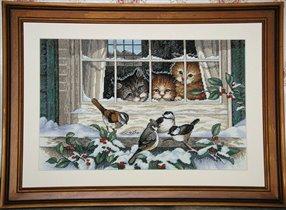 3839_Three Bird Watchers